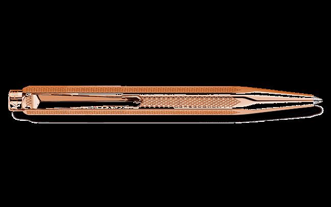 エクリドール レトロ ローズゴールド ボールペン XS
