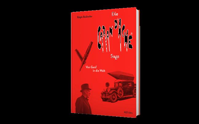 Livre « Die Caran d'Ache Saga: Von Genf in die Welt » version originale germanophone
