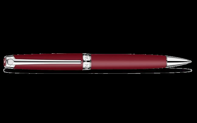 Penna a sfera Bordeaux LÉMAN