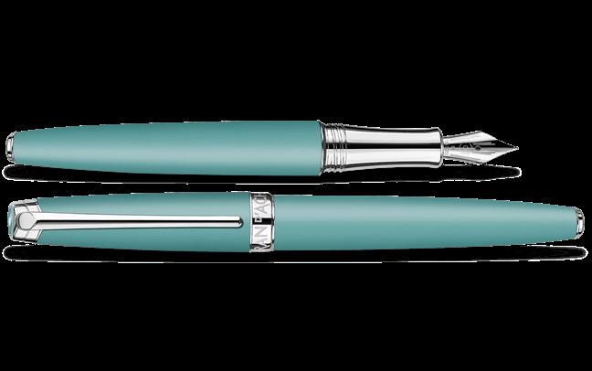 Gift Box Alpine Blue LÉMAN Fountain Pen