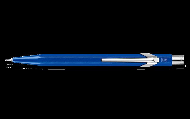 Minenhalter 849 CLASSIC-REIHE Metal-X in Blau