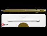Kugelschreiber 849 CLAIM YOUR STYLE in Moosgrün - Limitierte Edition