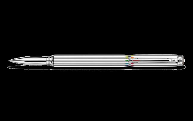 Set Stylo Roller VARIUS SIGNATURE & Montre MANERO FLYBACK C.F BUCHERER - Édition Limitée